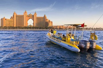 Yellow Boat Ride in Dubai