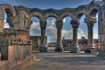 團體旅遊:霍爾·維拉普,聖埃希米亞津,茲瓦爾特諾茨大教堂