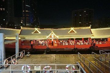 Wan Fah Chao Phraya River Dinner Cruise at Bangkok Admission Ticket