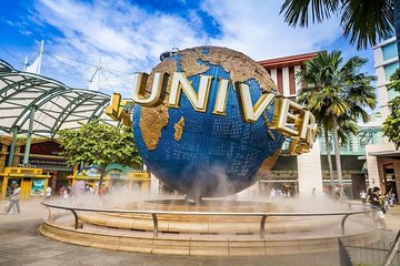 30-Minute Universal Studios Singapore Ticket