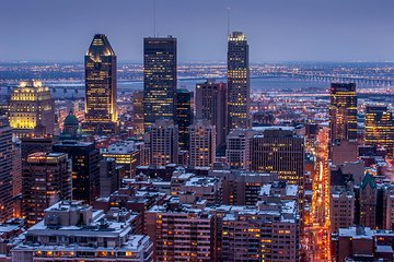 Montreal at Night Tour
