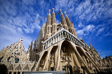 Sagrada Familia Experience : Ticket + Direct Access (Guided Tour)