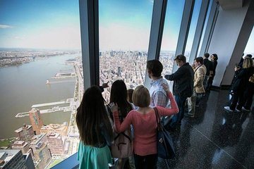 New York Exclusive - Skip the Line One World Observatory Visit Ticket