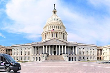 Private Washington DC Day or Night Small-Group Tour up to 11 Guests