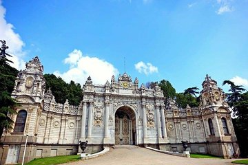 Dolmabahce Palace Ticket with Audio Guide and Hosted Entry