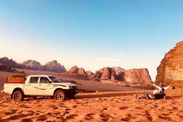 Petra och Wadi Rum dagsutflykt