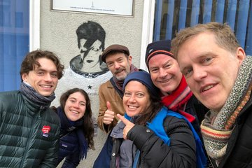 Berlin Small Group Half Day Walking Tour with a Historian Guide