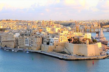 Valletta Small Group Tour of Must See Sites with a Native Guide