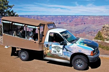 Off-Road Sunset Safari to Grand Canyon with Entrance Gate Detour