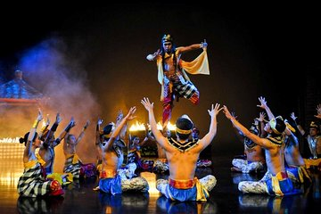 Bali Devdan Show Admission Ticket [Transfer Included]