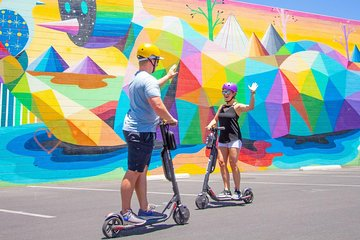 The Ultimate Downtown Party Ride on E-scooters