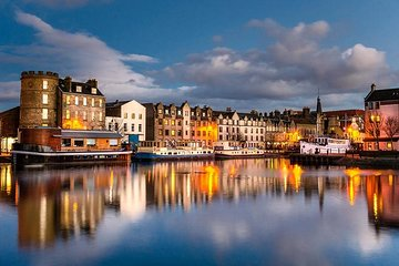 Edinburgh Panoramic Tour And River Cruise