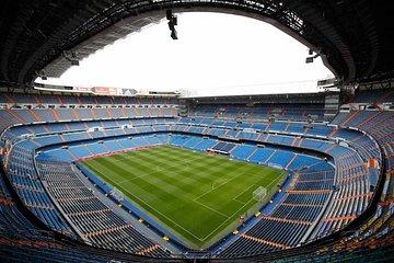 MADRID - Santiago Bernabéu Tour / Ticket