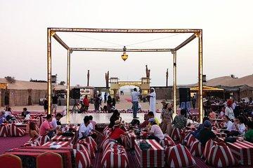 VIP Desert Safari+ATV Bike+Camel ride+Dinner Buffet