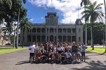 Honolulu Downtown Walking Tour