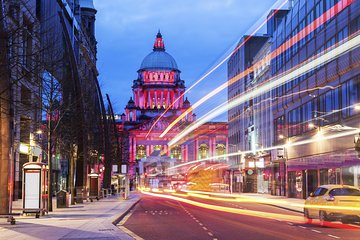 GAILY TOUR in BELFAST- Gay & Lesbian Tour
