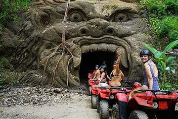 Amazing Jungle ATV Ride at Ubud Villages