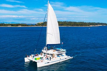 Private Riviera Cruise on Spectacular Catamaran - up to 86 Passengers!