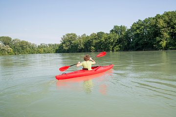 A Kayak adventure on the Piave