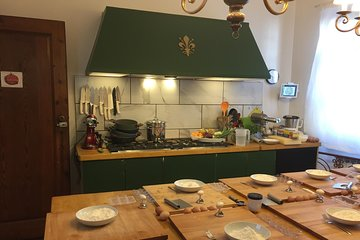 Private Virtual Pasta Cooking Class, Live from Tuscany