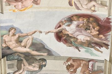 Vatican and Sistine Chapel Virtual Guided Tour (Times in EST)