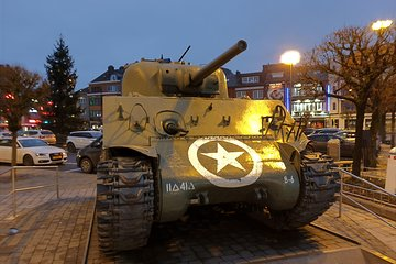 Bastogne Battle of the Bulge Private Day Tour from Lille