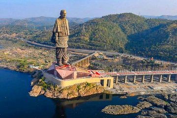 Statue of Unity Tour From Mumbai