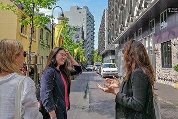3 Hour Highlights Tour: The Arts & Culture of Chippendale & Redfern