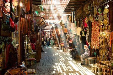Marrakech Souks Guided Walking Tour