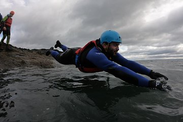 Coasteering Adventure from Edinburgh