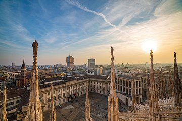2-hours Duomo of Milan guided experience with entrance tickets