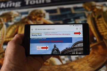 1-Hour Virtual Sightseeing Tour of Birmingham Central Squares