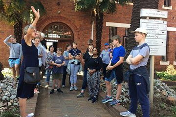 Guided tours of Johannesburg