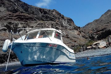 Family outing in the south of La Gomera