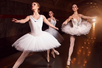 Russian Ballet- Tour and a Virtual Master class