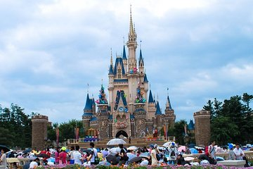 Tokyo Disneyland Direct-Entry Tickets (1-Day Pass)