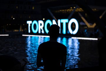Small Group Guided Night on Toronto
