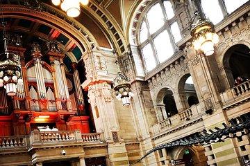 Classic Glasgow City Walking Trip
