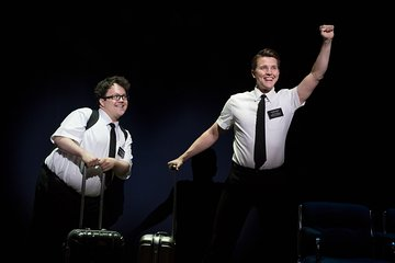 The Book of Mormon on Broadway Ticket