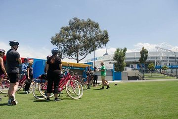 Melbourne City Half-Day Guided Bike Tour