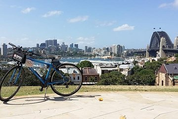 3 Hours Guided Bike Tour in Sidney