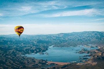 Phoenix Hot Air Balloon Ride at Sunrise