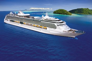 Private Transfer from Barcelona City Centre to Barcelona Cruise Terminal