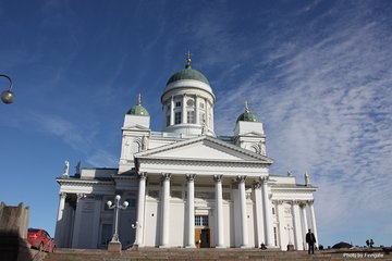 Peace of mind with a Japanese guide! Sightseeing in Helsinki