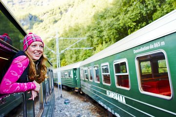 Self-Guided Tour Oslo to Bergen with Flåm Railway and Cruise