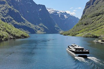 Oslo to Bergen - Private tour - incl Flåm Railway and Premium Sognefjord cruise