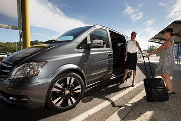 Airport transfer in Moscow