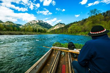 Private Full-Day Rafting in Dunajec River from Krakow