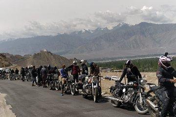 Motorcycle Tour to Chopta