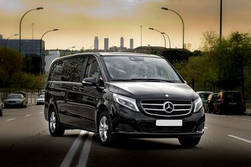 Departure Private Transfer Cambridge City to London Airport LHR by Luxury Van